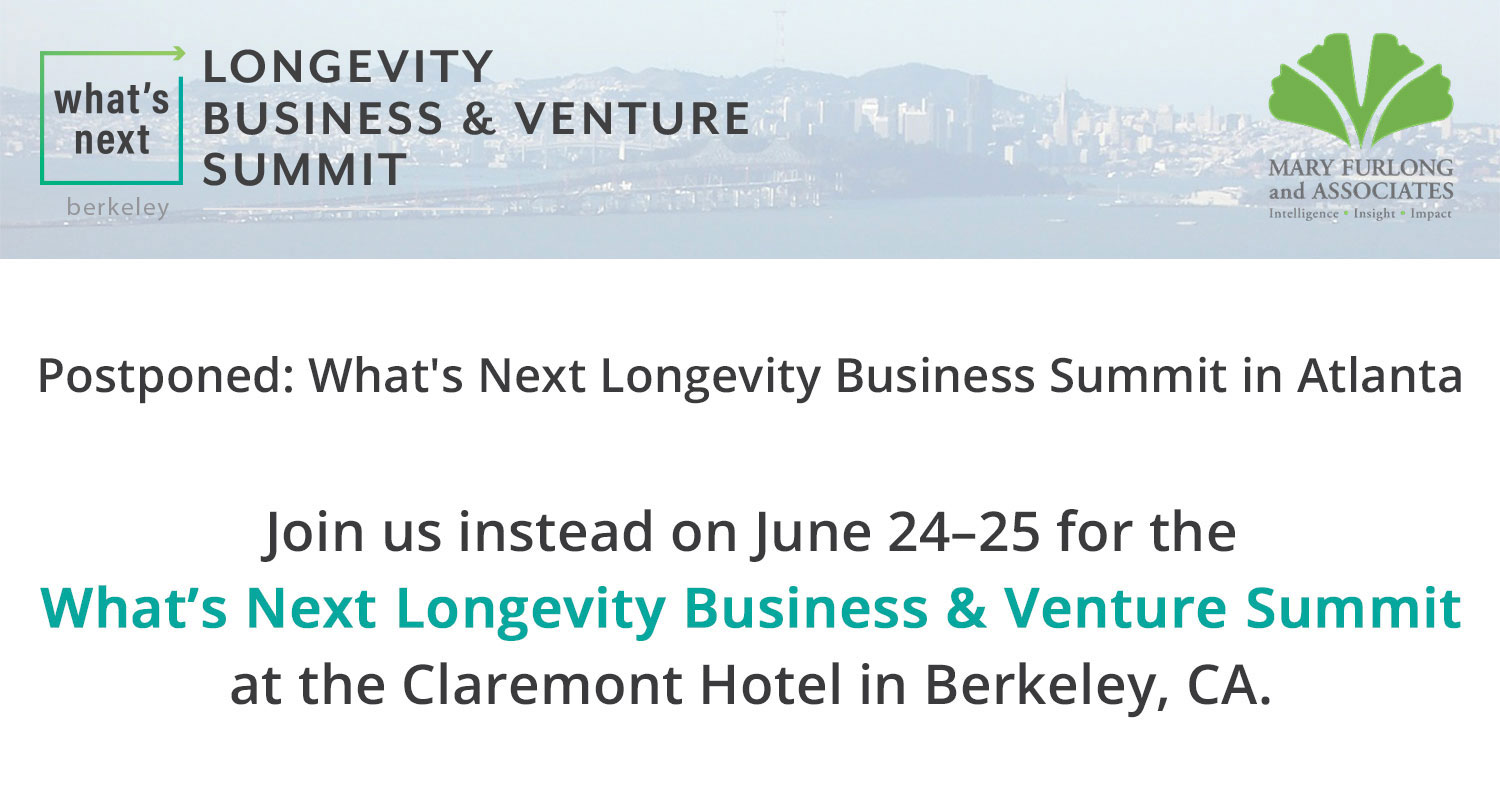 What's Next Longevity Business & Venture Summit